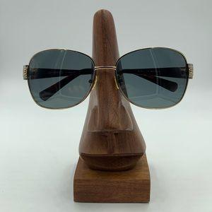 Kardashian Kollection Gold Oval Sunglasses Frames